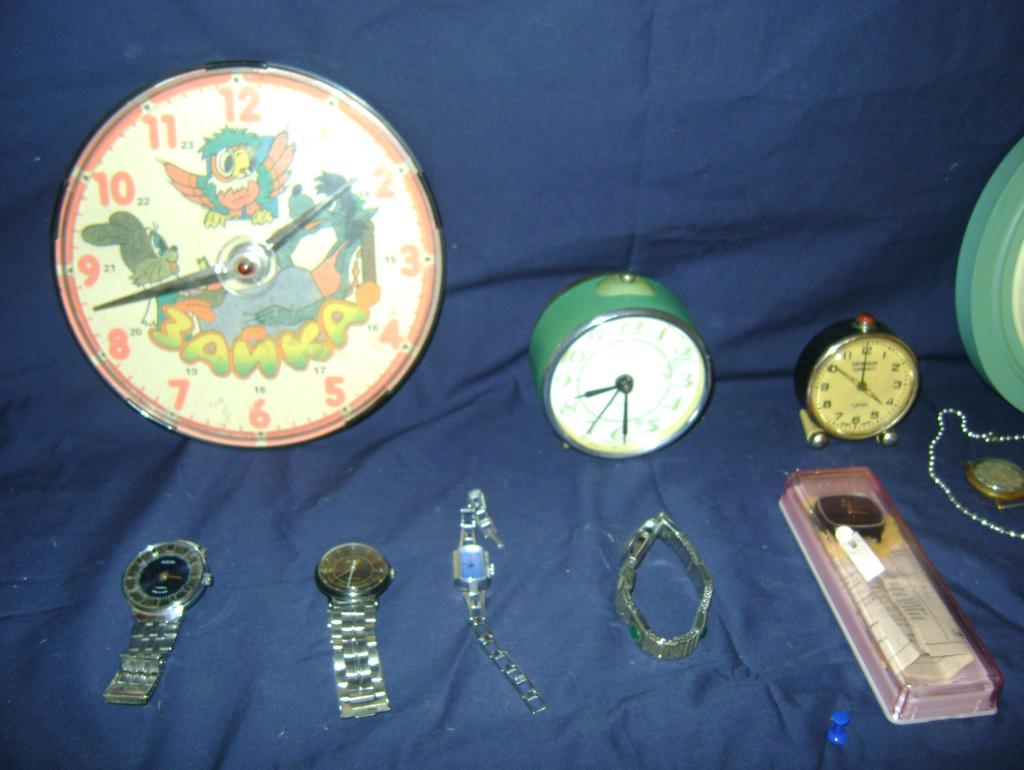 музей часы